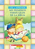 Manz Simon, Mary: Lee y aprende: Mis primeros versiculos de la Biblia: (Spanish language edition of My First Read and Learn Favorite Bible Verses) (Spanish Edition)