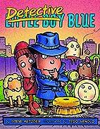 Detective Blue by Steve Metzger