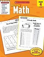 Scholastic Success with Math, Grade 4…