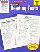 Scholastic Success With Reading Tests, Grade…