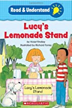 Lucy's lemonade stand by Violet Findley