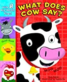 Holub, Joan: What Does Cow Say?[ WHAT DOES COW SAY? ] by Holub, Joan (Author) Jan-01-11[ Hardcover ]