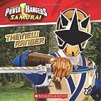 Power Rangers Samurai: The New Ranger by…