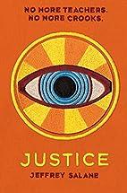 Justice (Lawless) by Jeffrey Salane