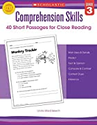 Comprehension Skills: Short Passages for…