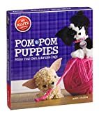 Pom-Pom Puppies: Make Your Own Adorable Dogs…