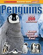 Scholastic Discover More: Penguins…