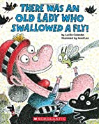 There Was an Old Lady Who Swallowed a Fly!…