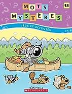 Mots mystères n° 18 by Julie Lavoie