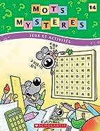Mots mystères n° 14 by Julie Lavoie