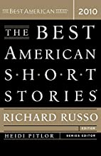 The Best American Short Stories 2010 by…