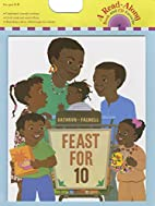 Feast for 10 (Read Along Book & CD) by…