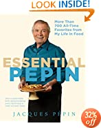 Essential P�pin: More Than 700 All-Time Favorites from My Life in Food