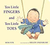 Fox, Mem: Ten Little Fingers and Ten Little Toes padded board book