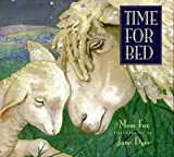 Fox, Mem: Time for Bed padded board book