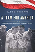 A Team for America: The Army-Navy Game That…