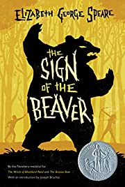 The Sign of the Beaver by Elizabeth George…