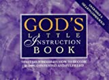 Honor Books: God's Little Instruction Book: Timeless Wisdom on How to Become Happy, Contented and Fulfilled