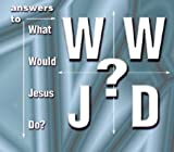BEVERLY COURREGE: WHAT WOULD JESUS DO?