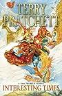 Interesting Times: A Novel of Discworld - Terry Pratchett