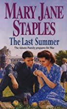 The Last Summer (The Adams Family) by Mary…