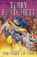 Thief of Time (Discworld Novel) by Terry…