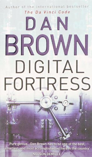 Cover of Digital Fortress by Dan Brown