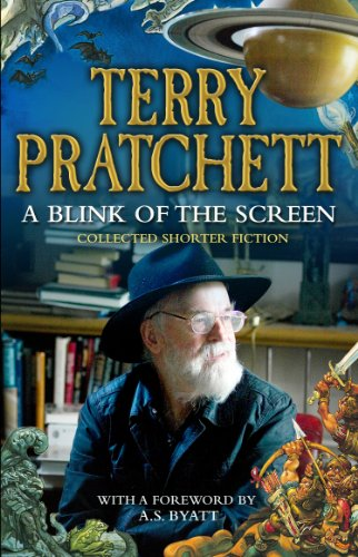 Cover of A Blink of the Screen by Terry Pratchett