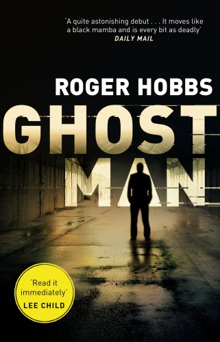 Cover of Ghostman by Roger Hobbs