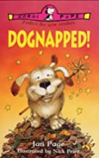 Dognapped! / Jan Page ; illustrated by Nick…