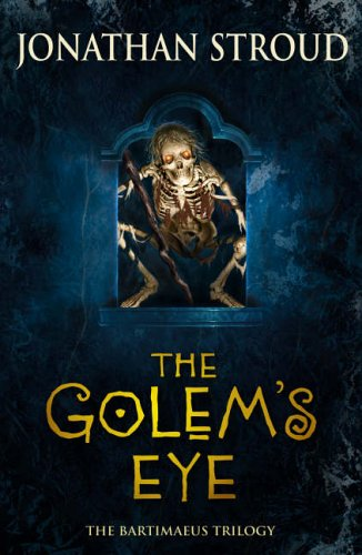 Cover of The Golem's Eye by Jonathan Stroud