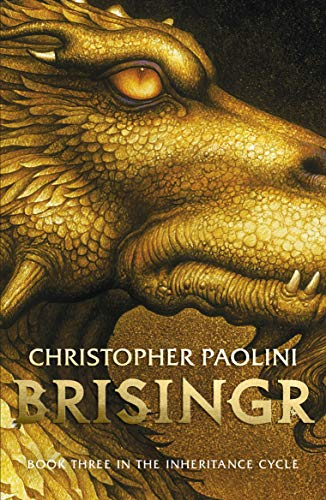 Cover of Brisingr by Christopher Paolini