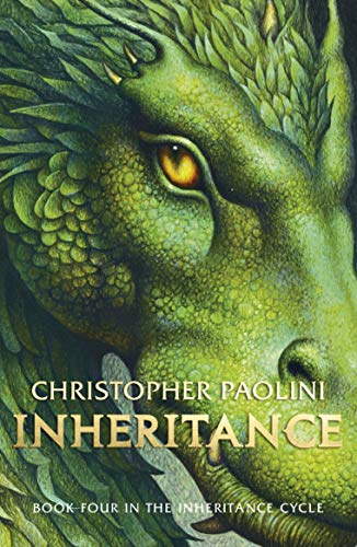 Cover of Inheritance by Christopher Paolini