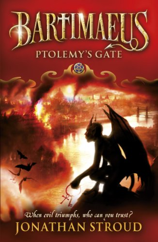 Cover of Ptolemy's Gate by Jonathan Stroud