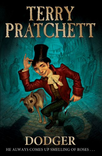 Cover of Dodger by Terry Pratchett