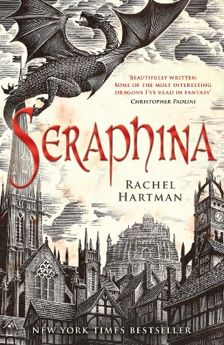 Cover of Seraphina by Rachel Hartman