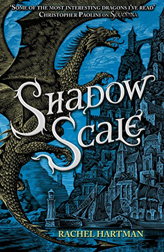 Cover of Shadow Scale by Rachel Hartman