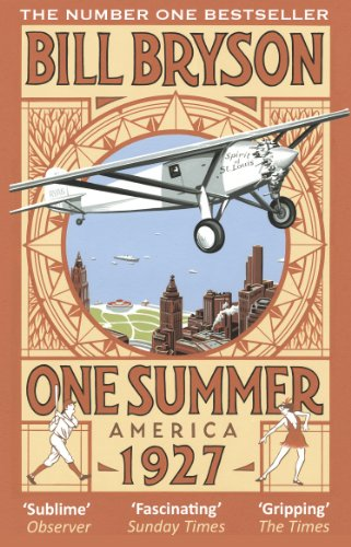 Cover of One Summer: America 1927 by Bill Bryson