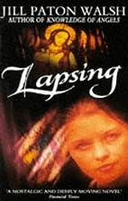Lapsing by Jill Paton Walsh