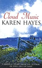 Cloud Music by Karen Hayes