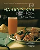 Harry's Bar Cookbook by Arrigo Cipriani
