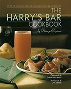 Harry's Bar Cookbook by Arrigo Cipriani