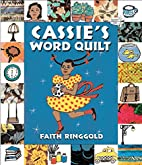 Cassie's Word Quilt by Faith Ringgold
