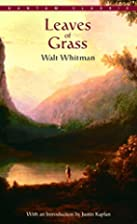 Leaves of Grass (Bantam Classics) by Walt…