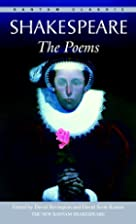The Poems (Bantam Classic) by William…