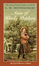 Anne of Windy Poplars (Anne of Green Gables,…