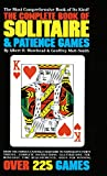 Moorehead, Albert H.: Complete Book of Solitaire and Patience Games