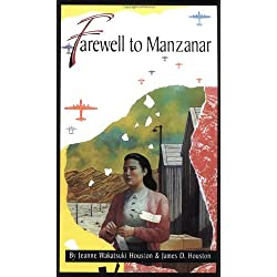 a book report on farewell to manzanar by james d houston and jeanne wakatsuki houston Jeanne wakatsuki houston and james d houston jointly author farewell to  manzanar the novel is the real life account of jeanne and her.