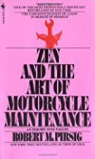 Zen and the Art of Motorcycle Maintenance:…