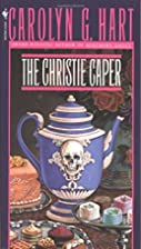 The Christie Caper írta: Carolyn G. Hart